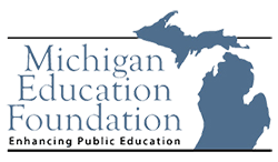 Michigan Education Foundation Logo